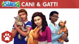 The sims 4: oggi espansione cani & gatti per pc, il 17 novembre la versione console