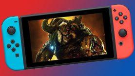 Doom finalmente su Nintendo Switch.