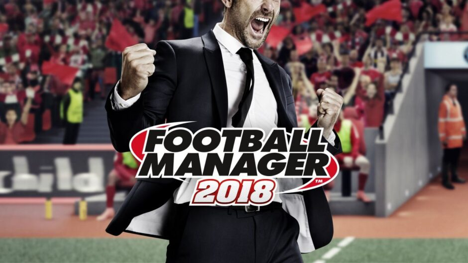 Football Manager 2018 è disponibile
