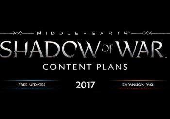 La Terra di Mezzo: L'Ombra della Guerra Aggiornamenti gratuiti dei contenuti e delle funzioni