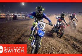 MXGP 3 disponibile per Nintendo Switch.