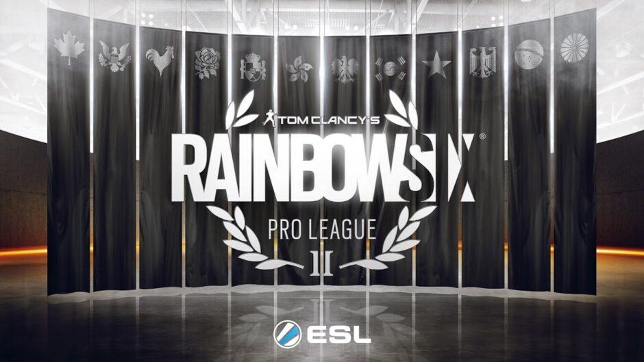 La Tom's Clancy's Rainbow Six Pro League si espande sempre di più