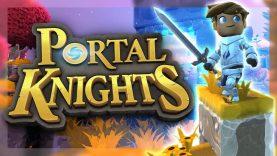 Portal Knights sta per arrivare su Nintendo Switch.