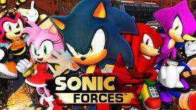 Sonic Forces disponibile per Nintendo, Ps4, Xbox e Pc.