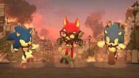 Nuovo trailer di lancio di Sonic Forces