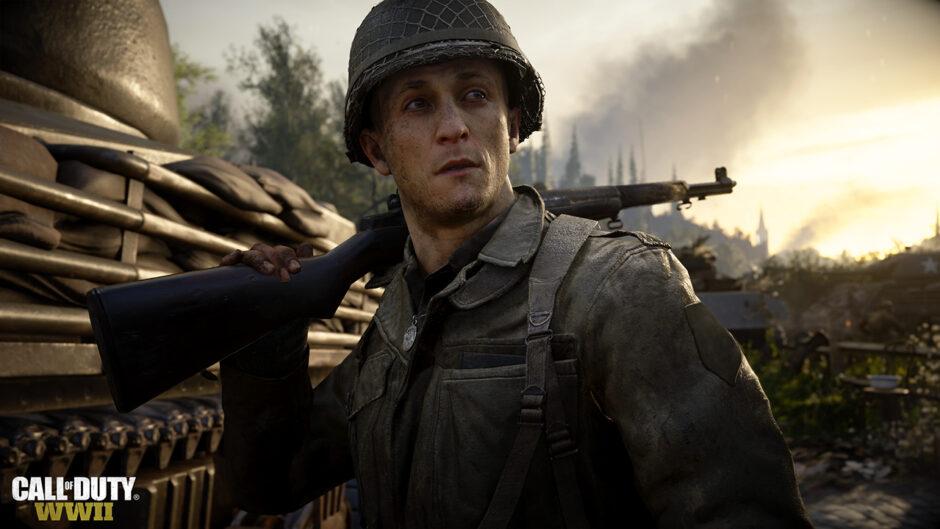 Call of Duty: WWII è il gioco più venduto in Nord America