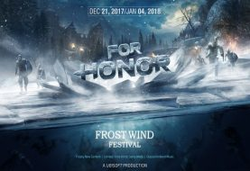 Dal 21 dicembre l'evento invernale di For Honor porterà un freddo letale