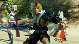 Nuovo trailer di dissidia Final Fantasy NT presentato alla jump festa