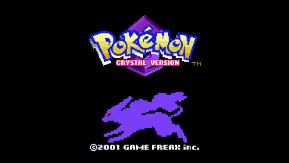 Pokemon versione cristallo in arrivo