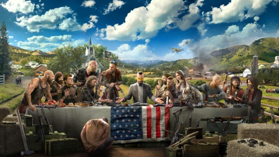Ubisoft annuncia che la Far Cry 5 x Mondo Limited Edition è ora disponibile