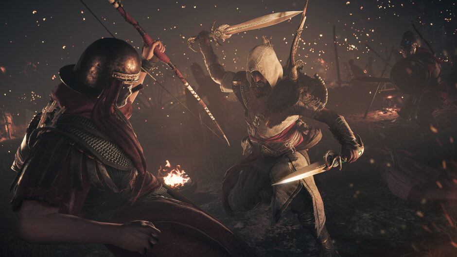 Il primo contenuto scaricabile per Assassin's Creed Origins