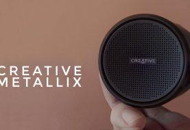Annunciata la serie Creative Metallix: gli speaker compatti Bluetooth