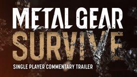 Konami rilascia oggi la beta di Metal Gear Survive