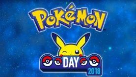 Grandi festeggiamenti previsti per il Pokémon Day 2018