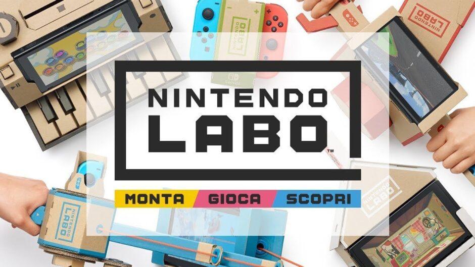 Nintendo Labo per Switch