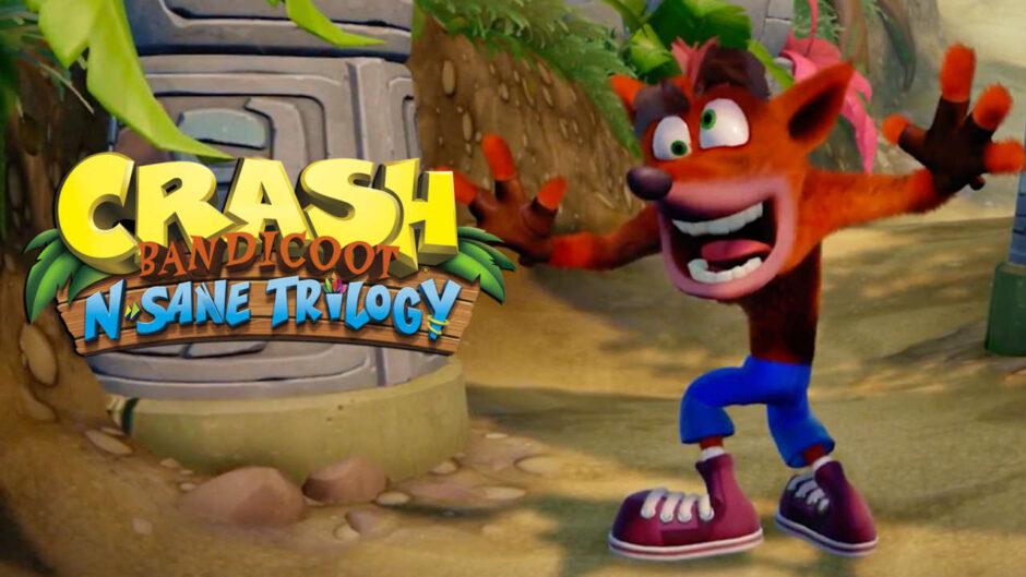 Quest'estate, il grande ritorno di Crash Bandicoot!