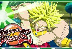 Broly in azione nel nuovo video di dragon ball fighterz!