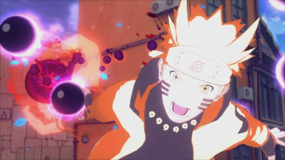 Naruto shippuden ultimate ninja storm trilogy sarà disponibile per nintendo switch