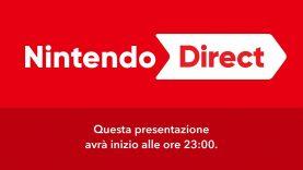 Un nuovo Nintendo Direct andrà in onda oggi