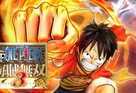 Annunciato One Piece: Pirate Warriors 3 deluxe edition per nintendo switch