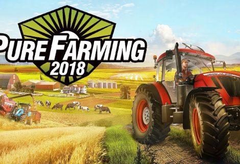Pure Farming 2018 è ora disponibile