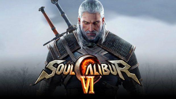Soulcalibur VI nuovo personaggio Geralt Di Rivia
