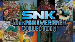 Snk 40th anniversary collection in arrivo su nintendo switch!
