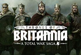 A total war saga: thrones of britannia ora disponibile