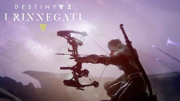 Disponibile da adesso il pre-order di destiny 2: i rinnegati - legendary collection