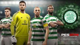 Il celtic si unisce al roster di club partner di pes 2019