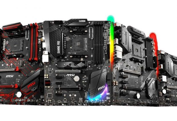 Finalmente disponibili le schede madri MSI B450