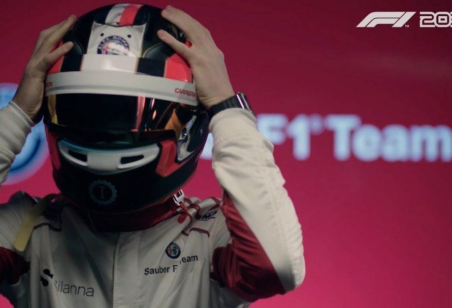 Avvicinati al vero sport mondiale con il trailer di f1 2018