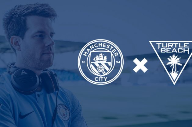Turtle Beach annuncia la sua partnership con il Manchester City