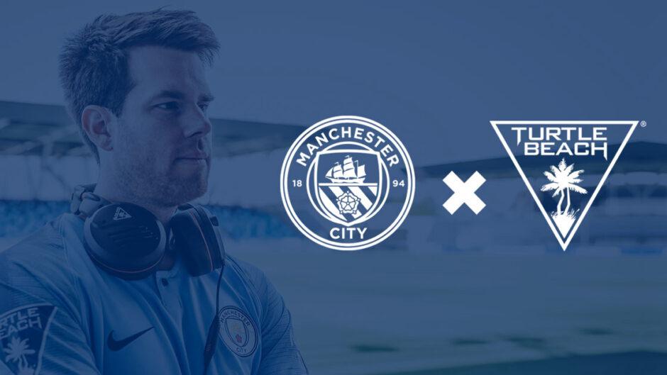 Turtle Beach annuncia la sua partnership con il Manchester City
