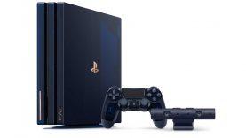 Sony lancia un'edizione limitata di playstation 4 pro