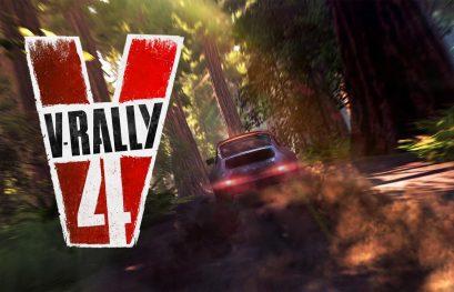 V-Rally 4: La modalità rally presentata in un video di gameplay