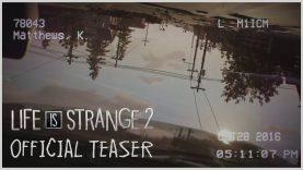 Nuovo trailer della serie life is strange 2