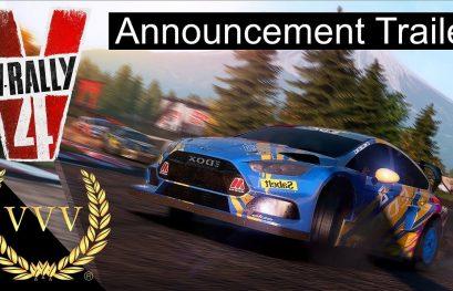 V-Rally 4, la leggenda ritorna con un trailer di lancio