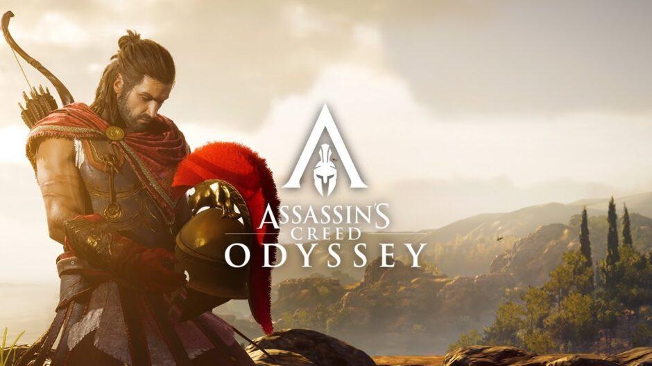 Assassin's creed odyssey di ubisoft è disponibile