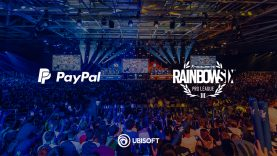 Ubisoft e paypal partner per la tom clancy's rainbow six pro league e i majors
