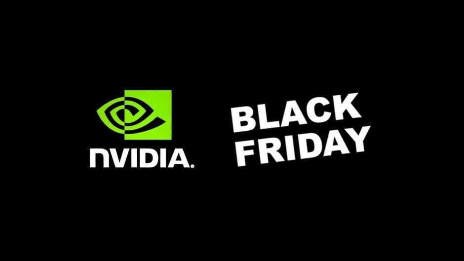 Occasioni imperdibili su nvidia per il black friday e il cyber monday