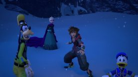 La battaglia definitiva di kingdom hearts III