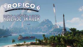 Tropico 6 è disponibile per PC in tutto il mondo
