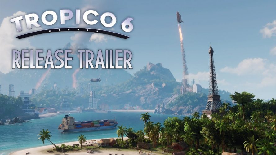 Tropico 6 è disponibile per PC in tutto il mondo