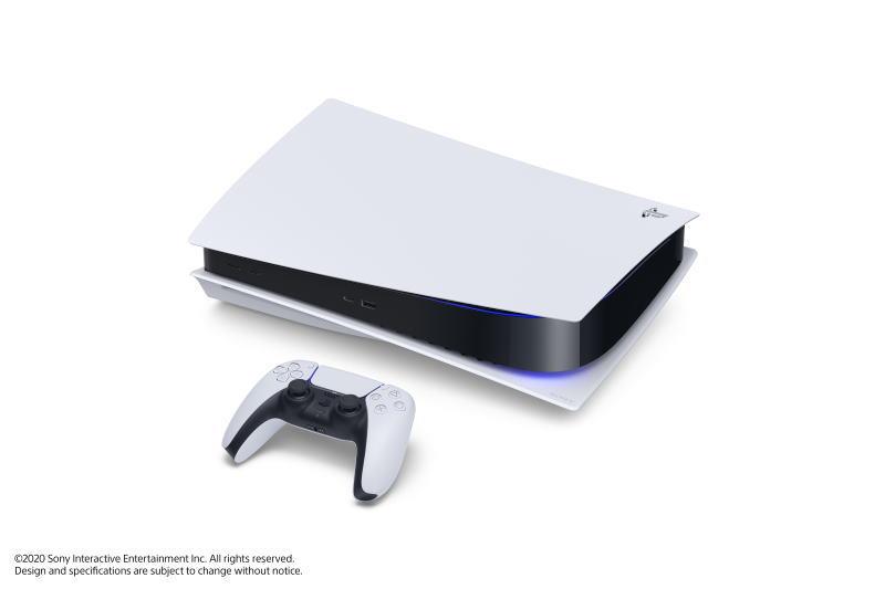 Il Volto di Playstation5 PS5