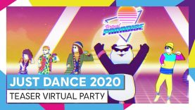 JUST DANCE 2020 TI INVITA NEL SUO VIRTUAL PARADISE