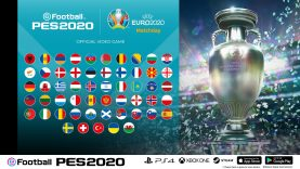 "Annuncia l'evento online ""UEFA EURO 2020"" per le piattaforme console e mobile"