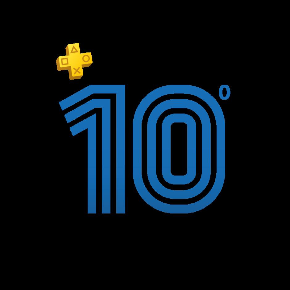 Playstation Plus luglio 2020 festeggia 10 Anni !