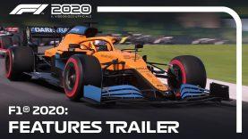 RIVELATA LA LISTA COMPLETA DI FEATURE DI F1 2020