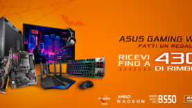 ASUS Gaming Weeks: è ora di cambiare hardware!